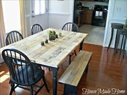 Diy Kitchen Table Ideas Pinterest Unique 10 Diy Wooden Pallet Kitchen Table  And Dining Table