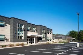 Modern High School Design Skepton Construction Brings Modern Educational Design To