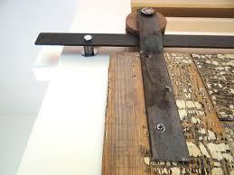 Dutch Barn Door Plans Diy Door Track Hardware A Diy Barn Door Track Sliding Hardware