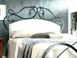 wrought iron bed frame full – colorwatch