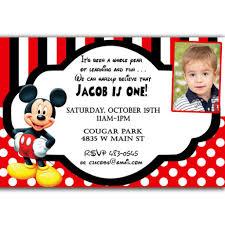 baby mickey mouse invitations birthday birthday invitations mickey mouse delli beriberi co