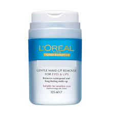 dermo expertise gentle eye make up remover l oreal paris make up remover eye 125ml at
