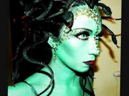 gallery of medusa makeup ideas for a fashion show