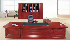 wooden office table. Wooden Office Table E