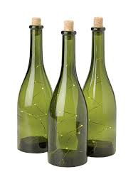 Lights For Wine Bottles Led Wine Bottle Lights So Thats Cool