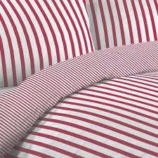 red and white striped duvet cover the duvets