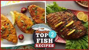 Top 2 Fish Recipes By Food Fusion - YouTube