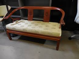 Oriental Sofa fortable Used Oriental Sofa With Cushion – Used