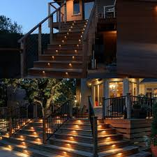 led deck lighting ideas. Solar Stair Lights Outdoor Elegant Pack Powered Led Step Light Torchstar Of Inspirational Lighting Ideas And Brick Deck Recessed Wireless For Porch Steps