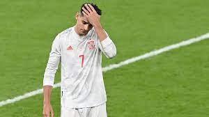 Morata from hero to zero as Spain fall ...