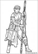 Small Picture Ray Star Wars Coloring PagesStarPrintable Coloring Pages Free