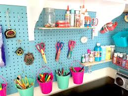 create an entire craft room for less than 250 with these easy plans from just measuring up the tutorial includes plans for the pegboard storage