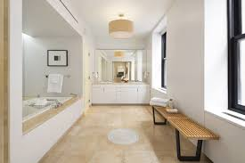 Two Sophisticated Luxury Apartments In NY Includes Floor Plans - Luxury apartments bathrooms