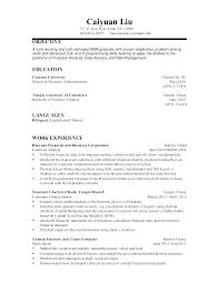 Resume For Financial Analyst Inspiration Financial Analyst Resume Financial Data Analyst Resume Data Analyst