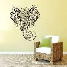 Indian Inspired Wall Decor Popular Elephant Head Wall Decor Buy Cheap Elephant Head Wall