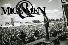watch of mice and men play bones exposed first show out since the departure of vocalist austin carlile from of mice and men a few months ago the band immediately vowed to continue on aaron pauley as the