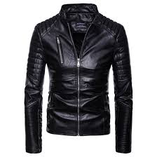 2019 mens black leather jacket motorcycle clearance jacket young men slim fit zipper blazers for boys plus size s 2xl from aaronliu880 58 89 dhgate com