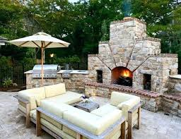 outdoor kitchen with fireplace featuring fireplaces outdoor kitchen fireplaces designs