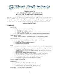 Research Report Sample Apa Format Citing Research Report Granitestateartsmarket 20