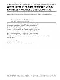 What To Write In A Cover Letter For Cv Nardellidesign Com How An