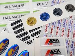 Ein fußbodenbelag aus epoxidharz lässt sich gut reinigen und kann durch unterschiedliche farben individuell gestaltet werden. Doming Aufkleber 3d Aufkleber Epoxid Aufkleber Proppe Etiketten