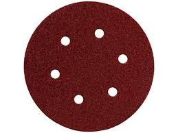 <b>Шлифовальный круг Metabo 150mm</b> P40 25шт 624019000 - Чижик