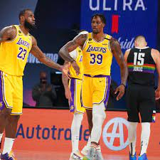 NBA Playoffs: Lakers vs. Nuggets ...