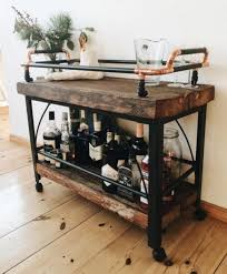 Outstanding Make Your Own Bar Cart 45 For Decor Inspiration With Make Your  Own Bar Cart