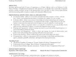 Claims Examiner Resume Claim Adjuster Resume Claims Adjuster Resume