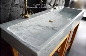 marble bathroom sink. 47\ Marble Bathroom Sink