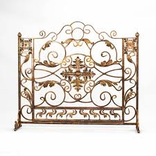 bronze fireplace screen fireplace screens home decor