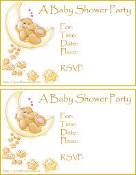 Free Baby Shower Invitations Printable Printablebaby Shower Invitations Tirevi Fontanacountryinn Com