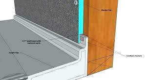 how to build a tile shower base replace shower pan with tile large size of replace