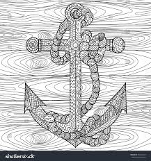 impressive anchor coloring page boat colouring pages 3 clip art and