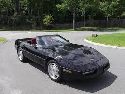 Auctions - 1989 Chevrolet Corvette Convertible   Owls Head ...