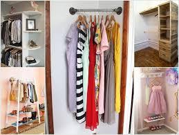 6 super cool diy corner closet ideas