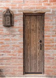 antique wood doors los angeles reclaimed barn timbers steel and bronze hardware joinery timber door exterior