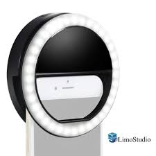 Ring Light For Phone Amazon Limostudio Cell Phone Ring Light Last Minute Stocking