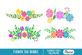 Design For Art File Flower Svg Flower Svg File Flower Png Flower Pdf Flower