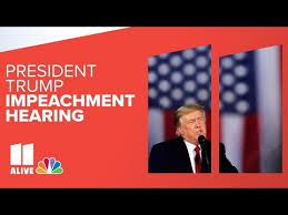 The second impeachment of donald trump, the 45th president of the united states, occurred on january 13, 2021, one week before his term expired. Trump Impeachment Hearing Youtube