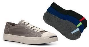 converse no show socks. converse jack purcell in grey + no show socks combo \u003d $54.90