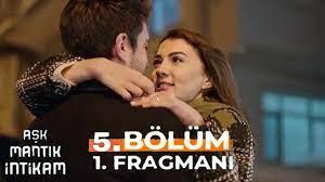 Aşk Mantık İntikam 5. Bölüm Fragman | Beni Hiç Bırakma Olur Mu ? - YouTube