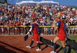 U S Olympic Softball Team To Play In Salem Prior To Leaving