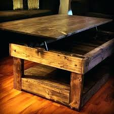 lift top coffee table hinges coffee table with lifting top coffee tables that lift coffee tables