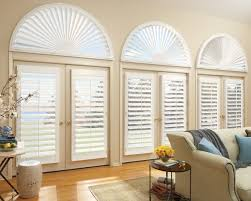 special shaped window coverings picture window blinds57
