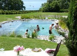 Natural Swimming Pools so coooooool The Upside Down World