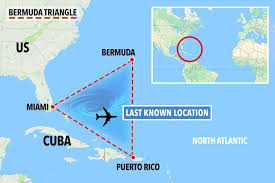 Gino Yachting - Bermuda Triangle is the greatest unsolved mystery of the  modern age. Also called Devil's Triangle. It is a triangular shaped area in  the North Atlantic Ocean, from Bermuda Island