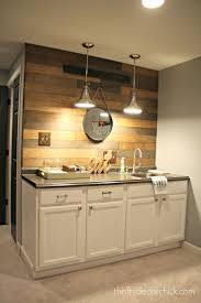 basement bar lighting. basement redo wood planked wall different stains bar lighting