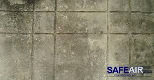 removing mastic from concrete how