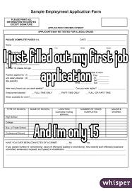 Filled Out Application Filled Out Application Barca Fontanacountryinn Com